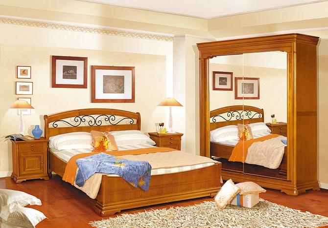 dormitor ELEGANCE cires